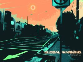 GLOBAL WARMING by art-e-fact