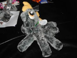 Derpy Hooves Plush 2 by TheRedBandit