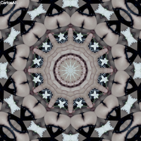 Center Of The Innocent Fingers Kaleidoscope by CarlosAE