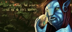 Avatar and McDonalds by fear-sAs