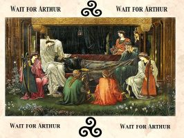 Waiting for Arthur by merlinlover