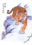 my chinese tiger by Asasel-chan
