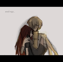3. Endings by LadyLupin
