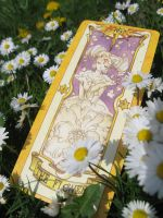 Clow Card - The Flower by Sweet-Sady