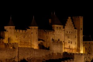 Carcassonne... by Trianglis