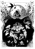Cloack and Black Panther 2011 by barfast