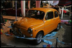 1973 Fiat-Seat 600L by compaan-art