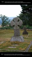 Celtic crosses 7 by Mithgariel-stock