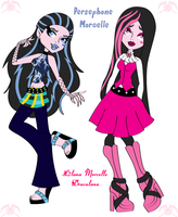 MH:Lilana+PersephoneMorcelle by KPenDragon