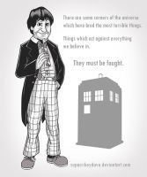 2nd Doctor by SupaCrikeyDave