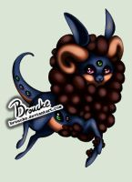 Deceased: Blueberry by Broucke
