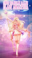 Neo Sailor Lady Amalthea by Axsens