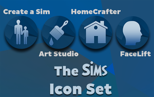 Sims1IconSet by andriolas