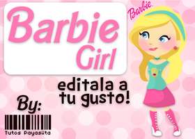 BarbieGirl~PSD by Payasiita