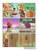 Rune Factory: Essential Skills by FlowerlarkComics