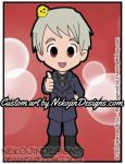 Prussia! by nekojindesigns