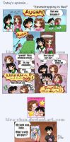 Mini Inuyasha comic 2 by tira-chan