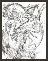 Mares of Diomedes by 1pen