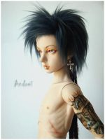 Tattoos, scars and piercing by Follow-the-Wind