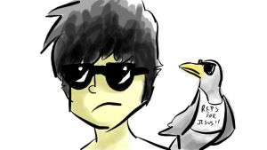 Me and Bird Bro by OnChristmasEve
