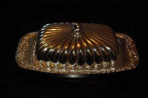 butter dish 6 by Monumnas-Stock
