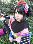 Momohime - Muramasa The Demon Blade by Norikow