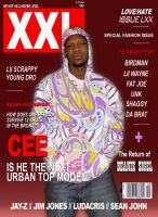 Magazine Cover by tedesigns