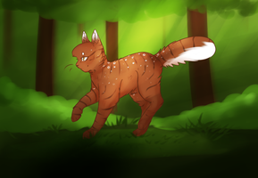 roaming and frolic by syviethorne