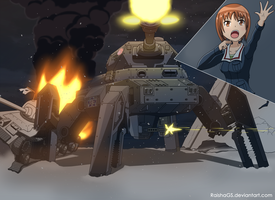 Panzer Vor! by RaishaGS