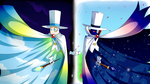 SPM_Two sides of the same coin -remake- by Chivi-chivik