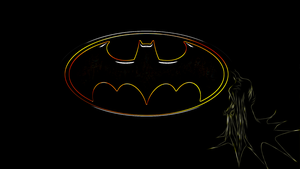 Batman  UNFINISHED WP by K-liss