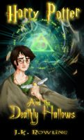 Deathly Hallows Cover by Hollyboo2001
