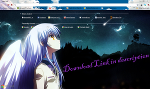 Kanade Chrome Theme + Download by Acton70