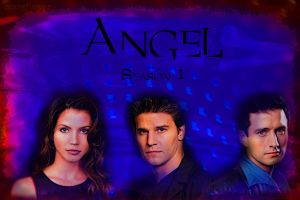 The Original Team of Angel by margflower