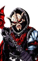 Hordak the Horrible by Barnlord