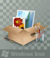 Big Box of Art - Icon by ssx