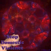 Stop Domestic Violence by Colliemom