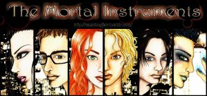 The Mortal Instruments Header by Valentine-Fair