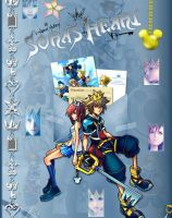 KH2 Standing through by VideoGames4Life