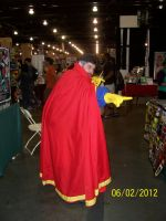 Sorcerer Supreme by Huntermoon