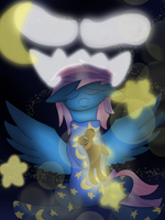 [Nerdy Pony] Among the sleep by SpectraDust