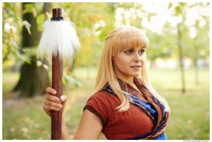 Cosplay - Xena warrior princess by Slava-Grebenkin
