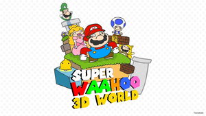 Super WAAHOO 3D World by LeWalrush
