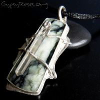 Crystal Over Bamboo Jade by che4u