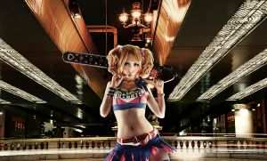 Juliet / LOLLIPOP CHAINSAW by LEWOGRAPH