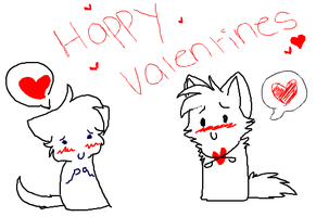 Valentine Colab by killercats
