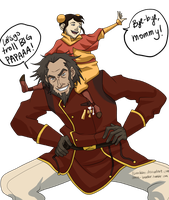 Uncle Bumi's Here! by 1LunchBox