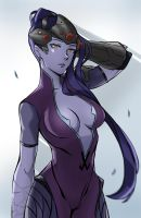 Widowmaker sketch! by IMDSound