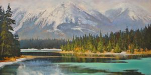From Edith lake by artistwilder