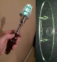 Custom Sonic Screwdriver - Cloyster by Hordriss